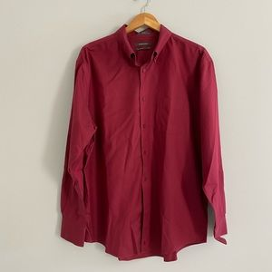 ♦️2/$12 Nordstrom Long Sleeved Button Down Shirt